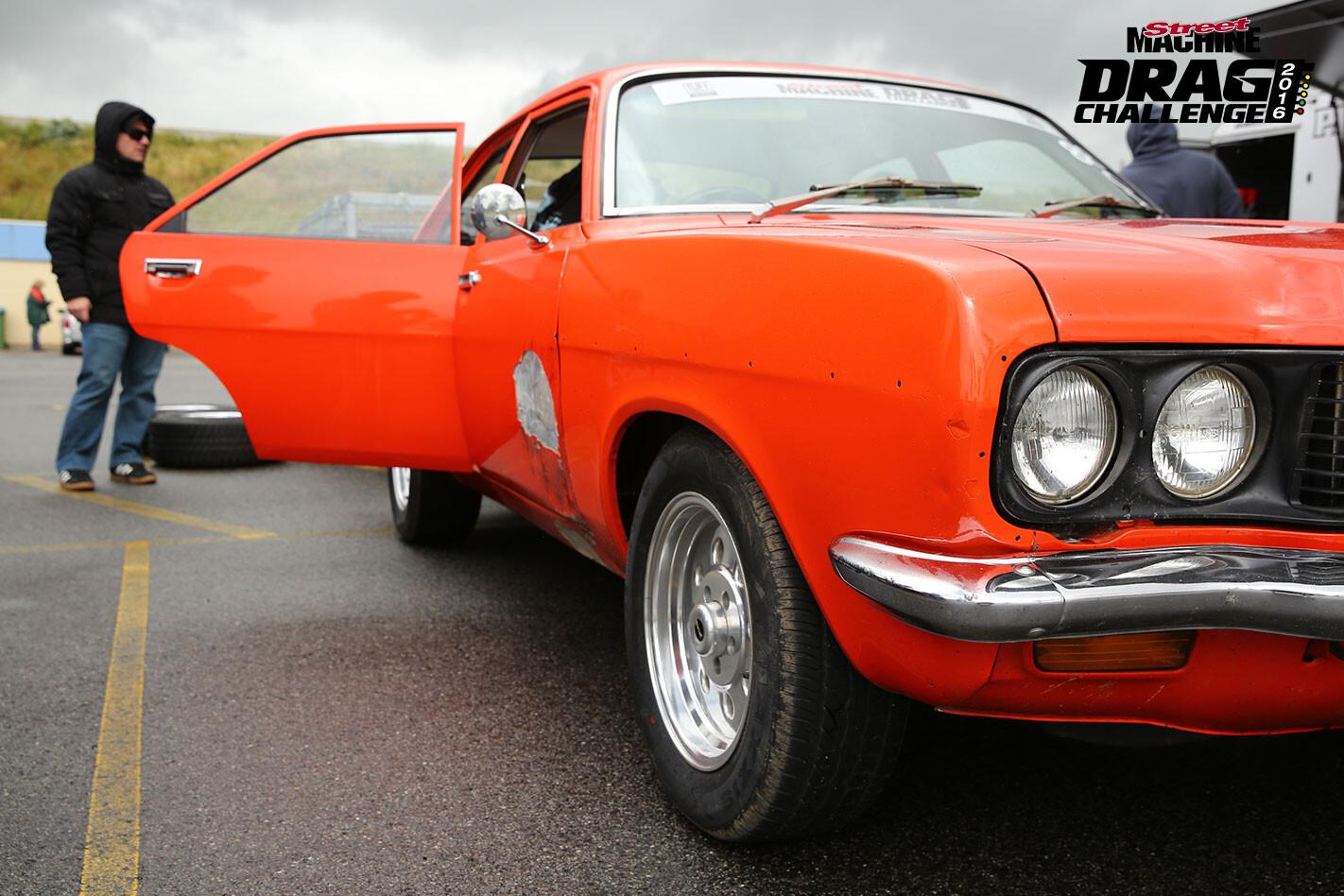 Chrysler Centura 1