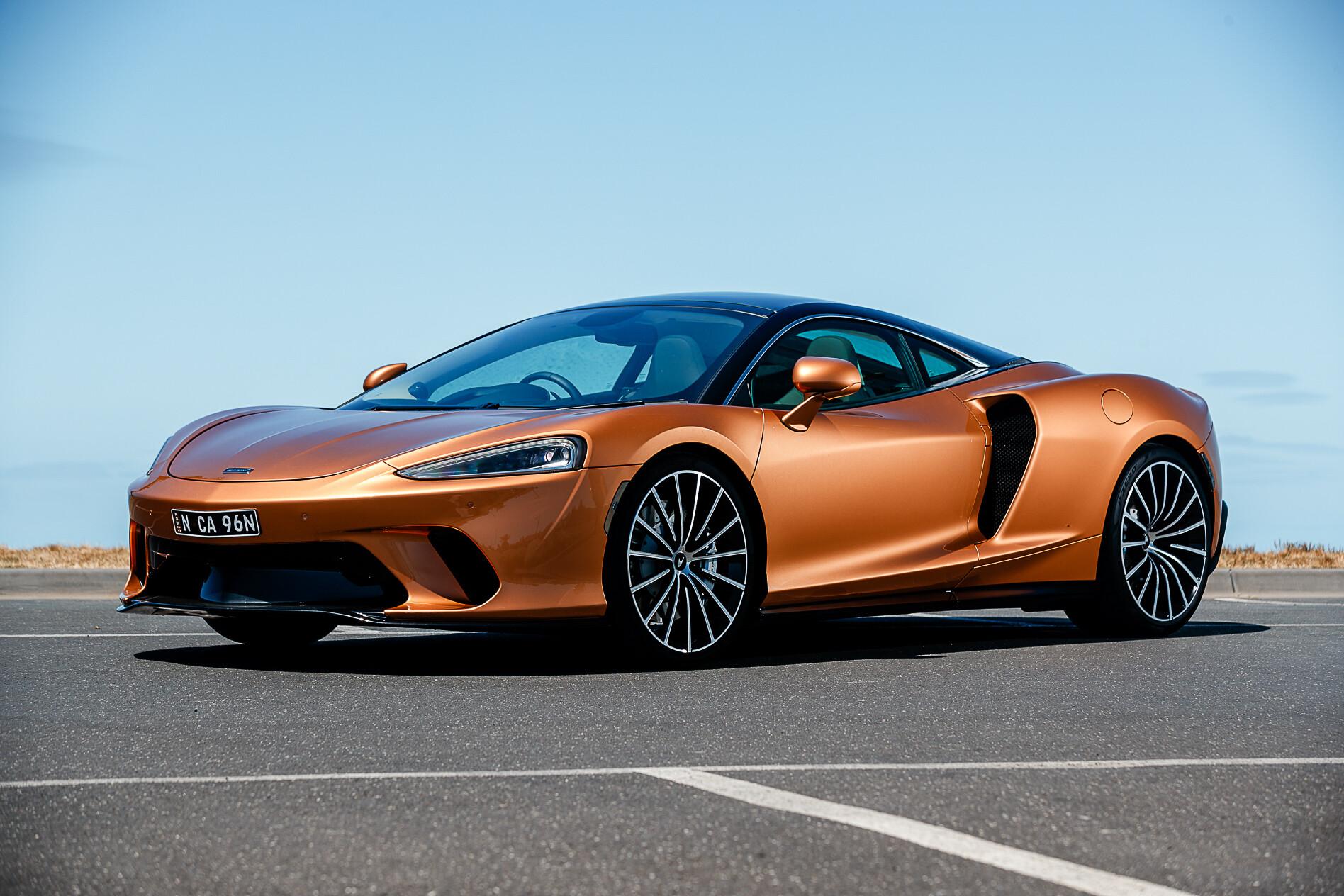 WCSA 2020 McLaren GT