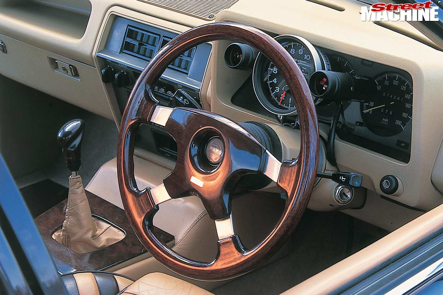 Ford Falcon dash