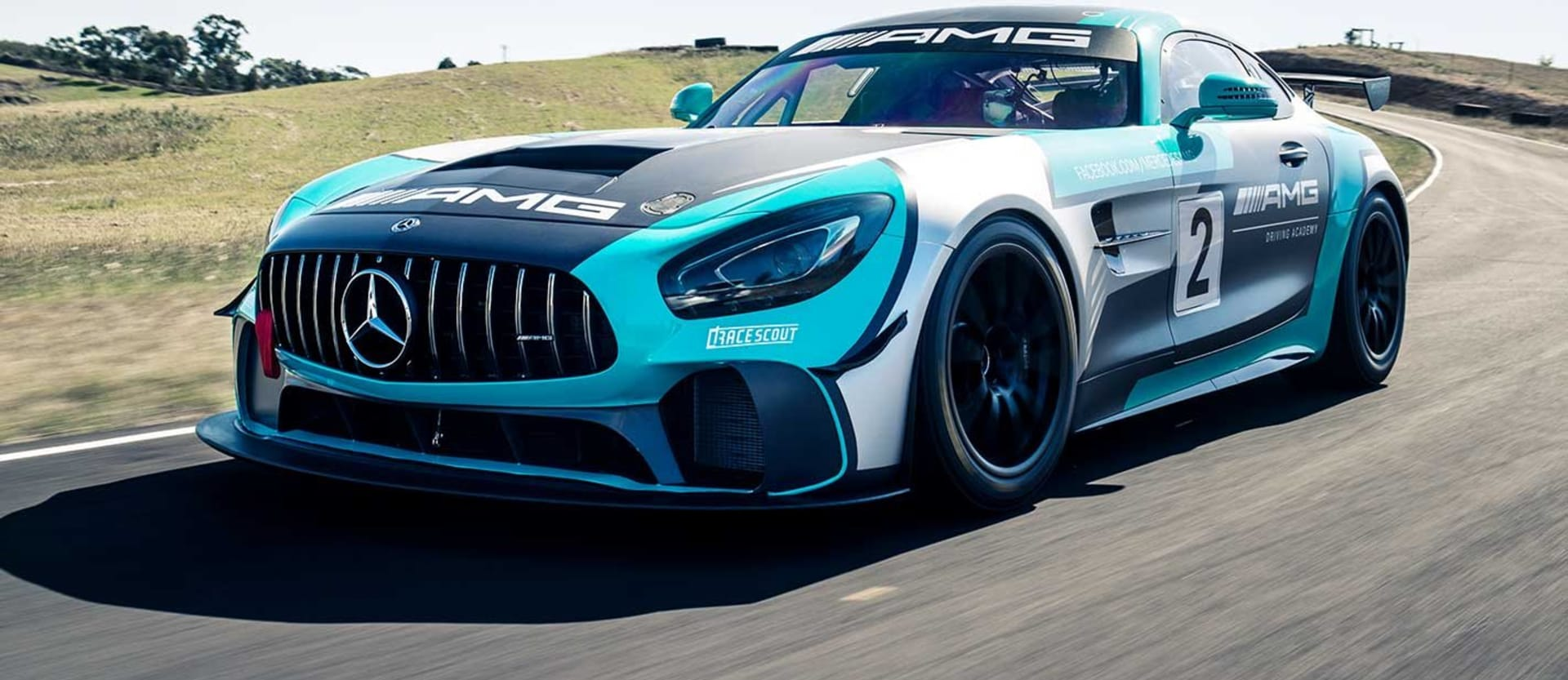 2019 Mercedes-AMG GT4 performance review