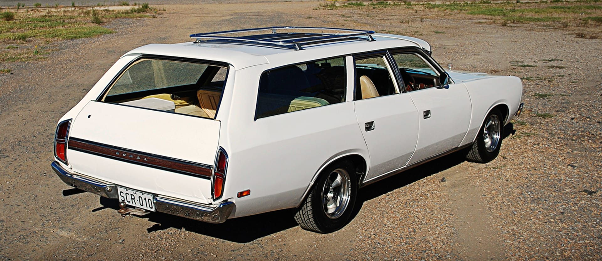 Chrysler Valiant wagon