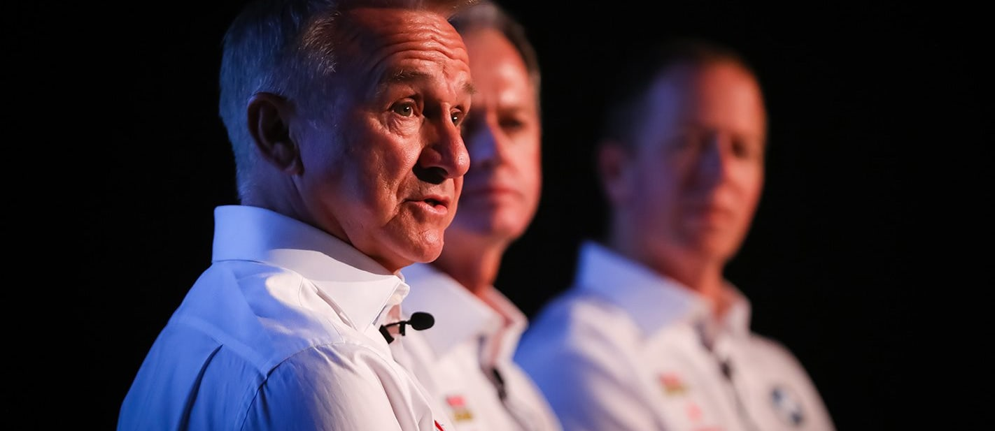 BMW at Bathurst: Russell Ingall interview