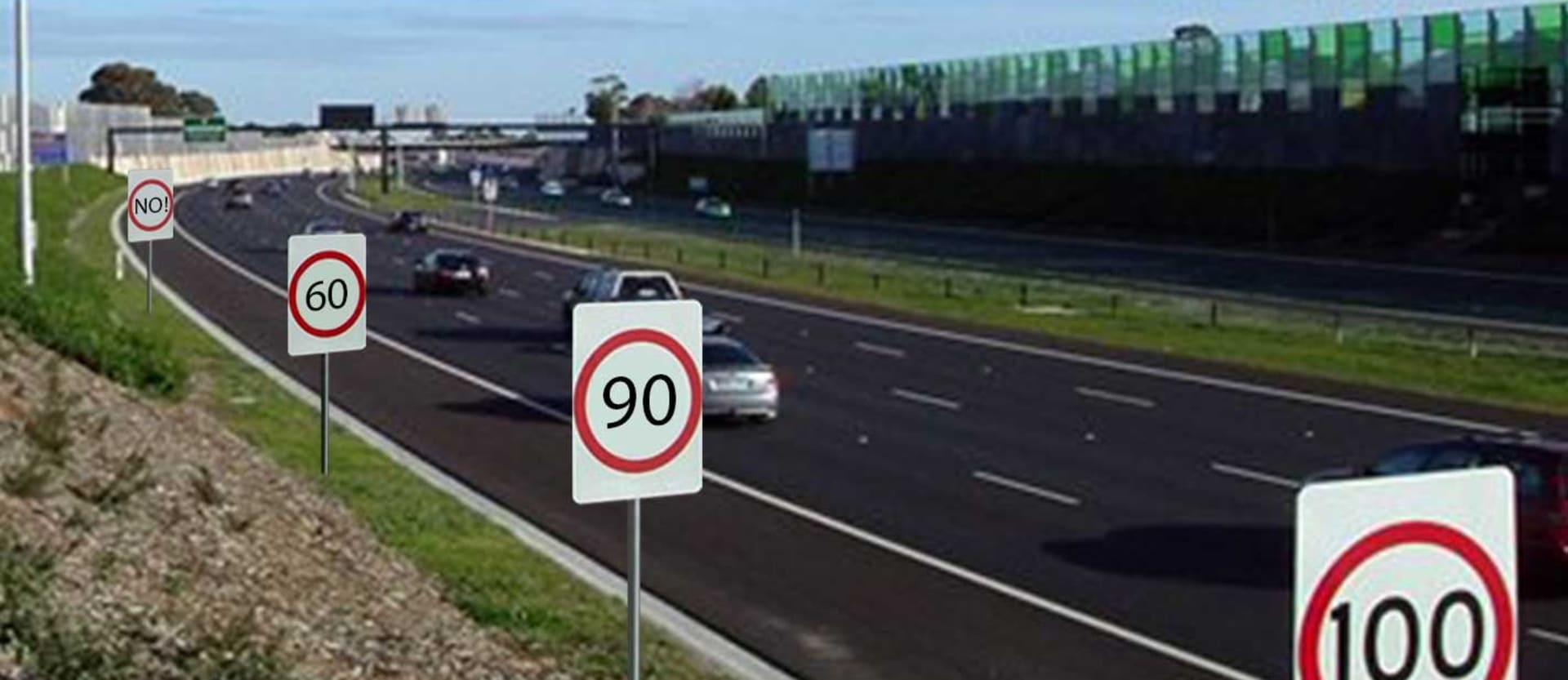 Opinion Letting Speed Limits Get Absurd Jpg