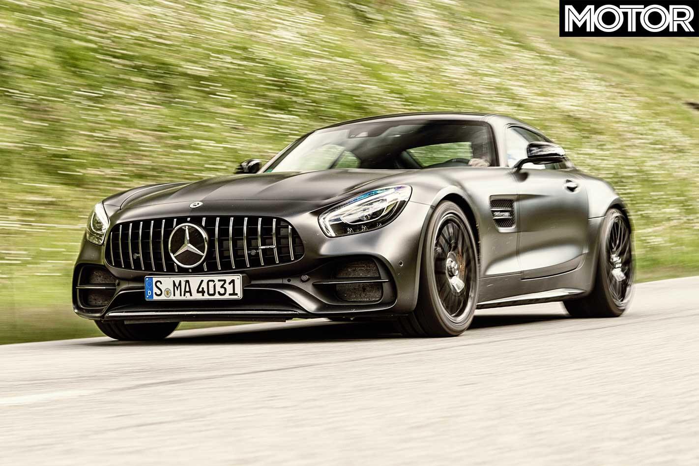 MOTOR PCOTY 2019 Mercedes AMG GT C Jpg