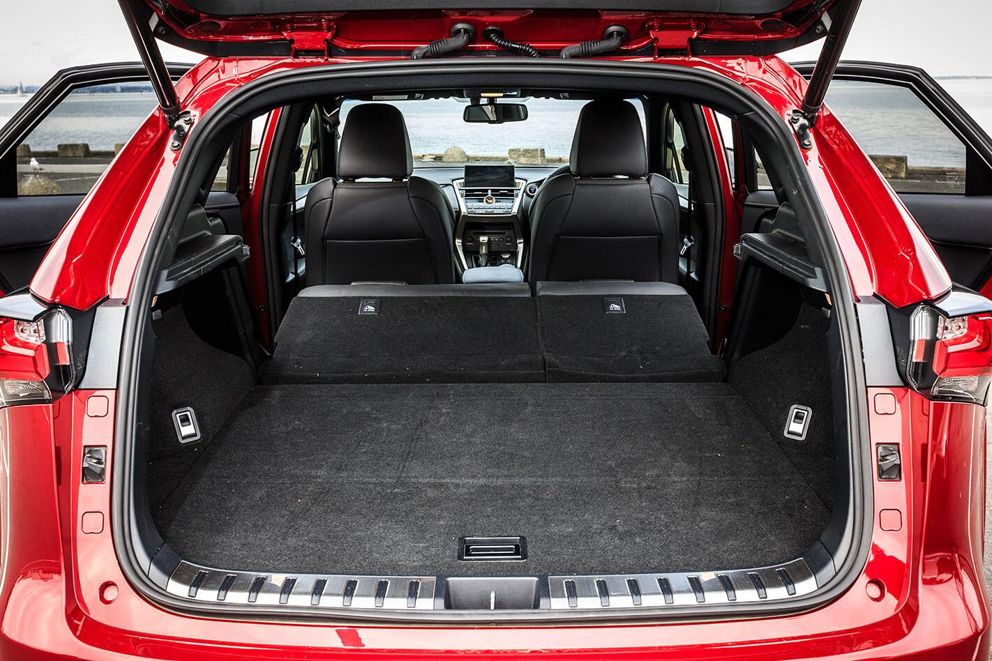 2015 Lexus NX300h F-Sport