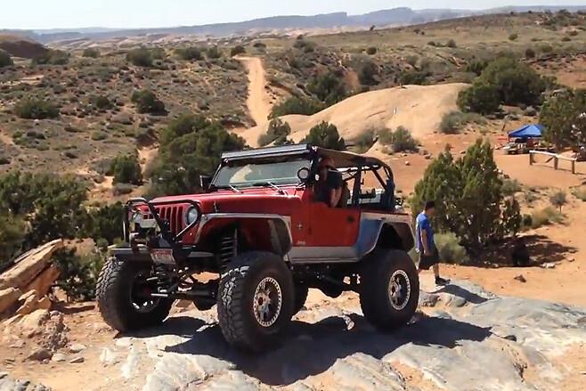Easter jeep safari ladies day