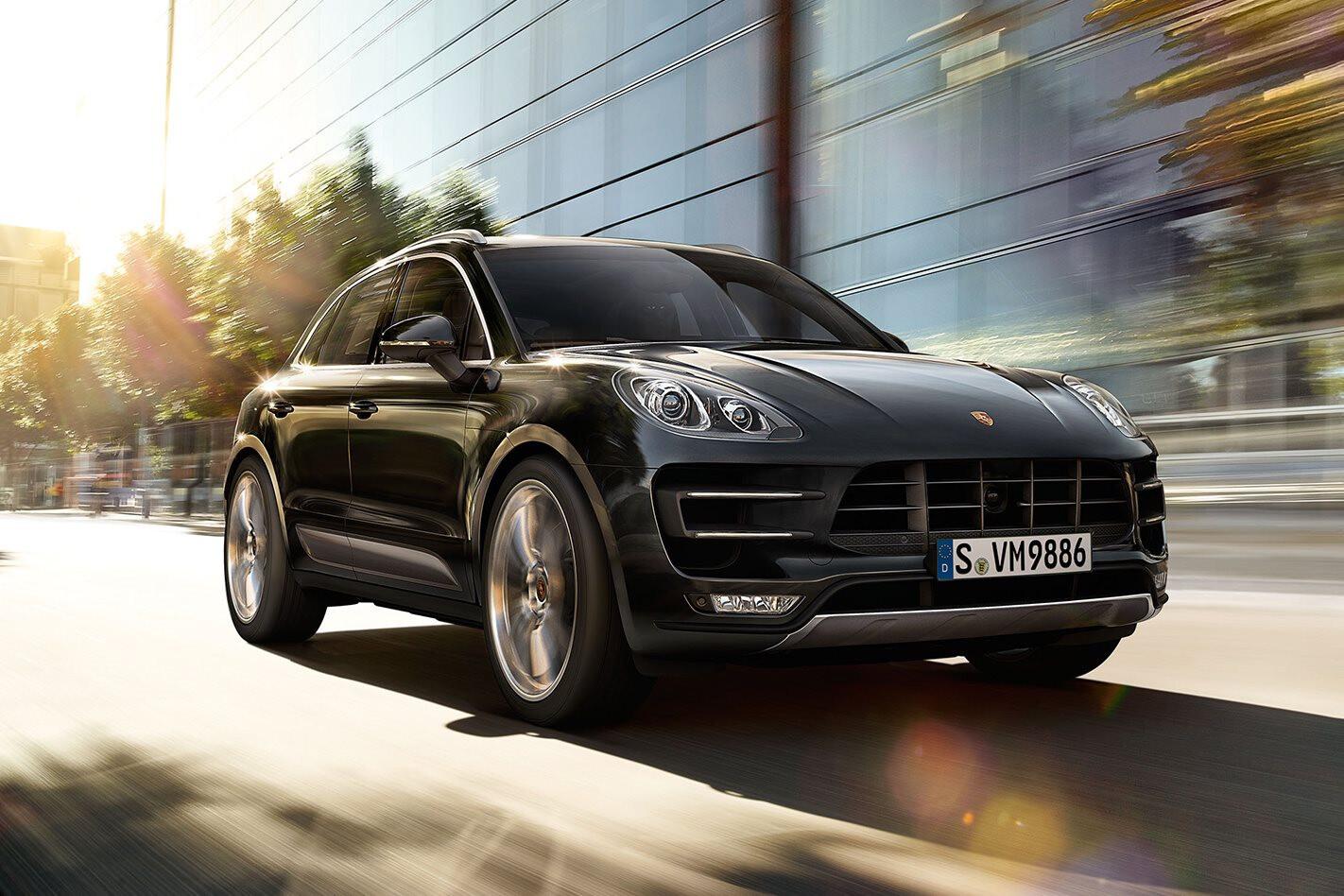 Porsche Macan Turbo review