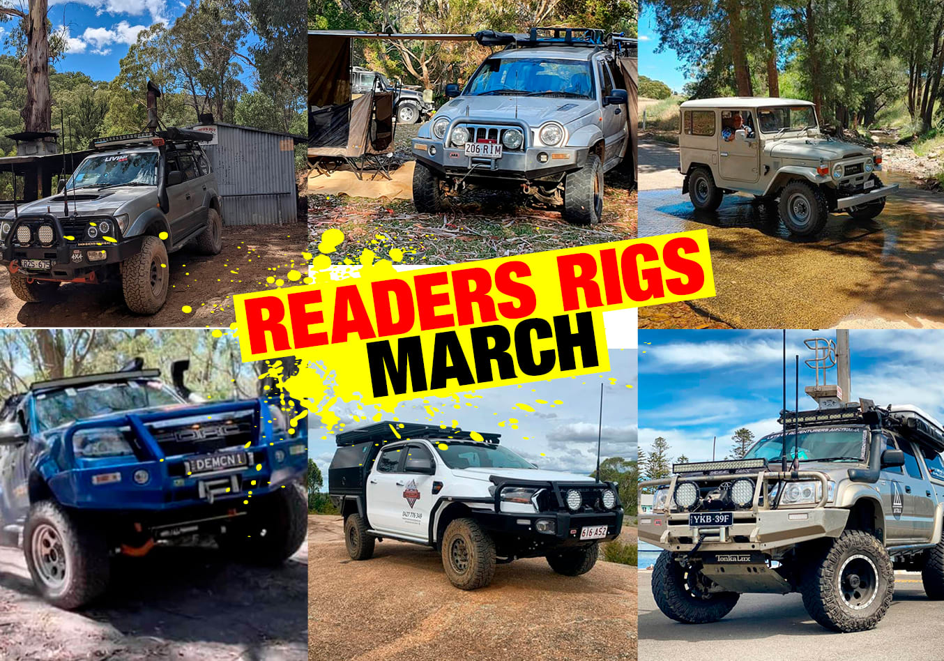 Readers 4x4s March 2021