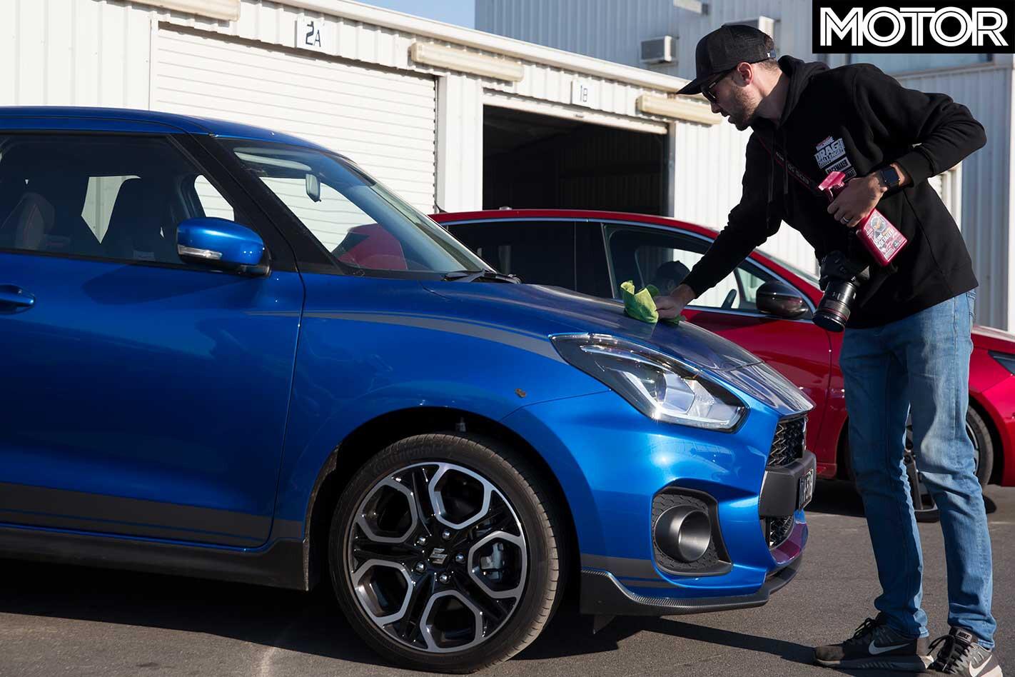 Best Value Performance Cars Bang For Your Bucks 2018 Suzuki Swift Sport Jpg