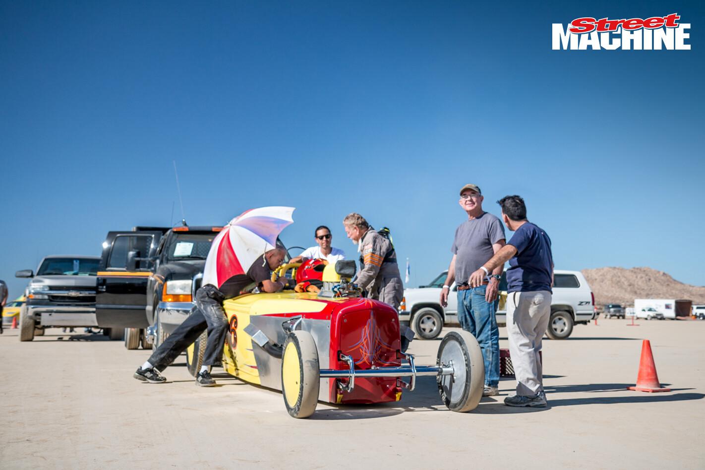 El Mirage Land Speed Racing 4011