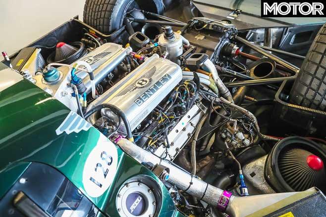 Bentley Speed 8 Engine Jpg
