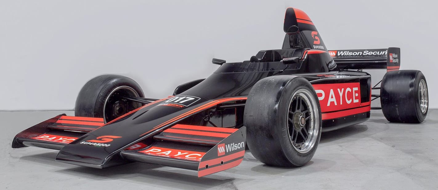 Rivals join forces on reborn Formula 5000 series