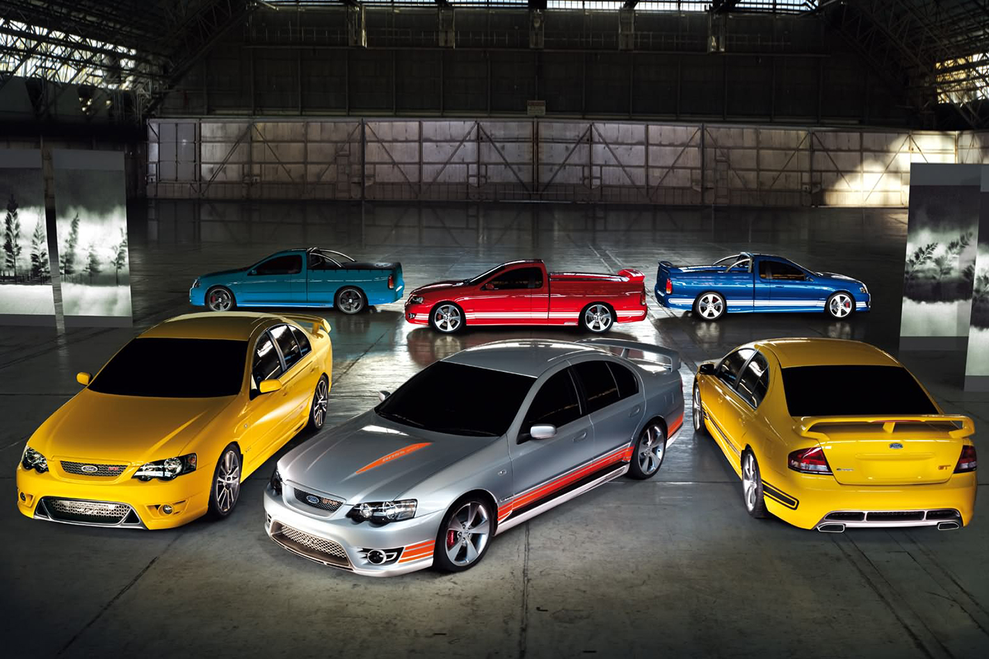 Ford Performance Vehicles