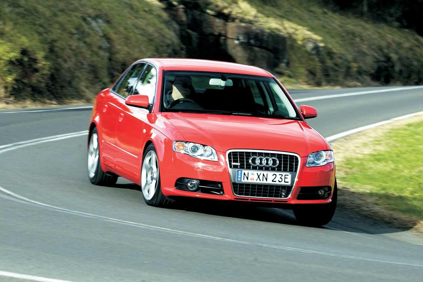 2006 Audi A4 TDI quattro review