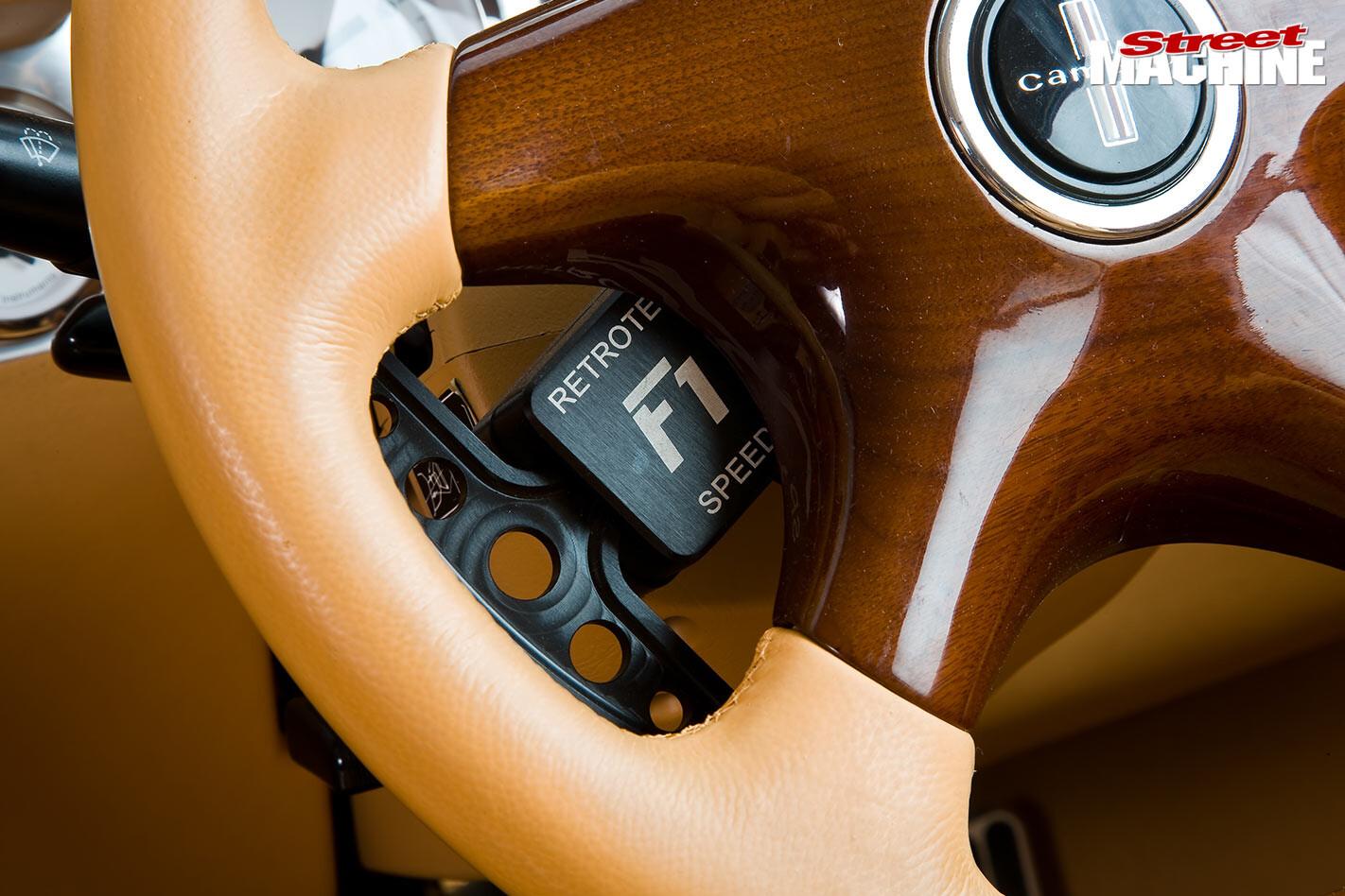 Chev Camaro wheel