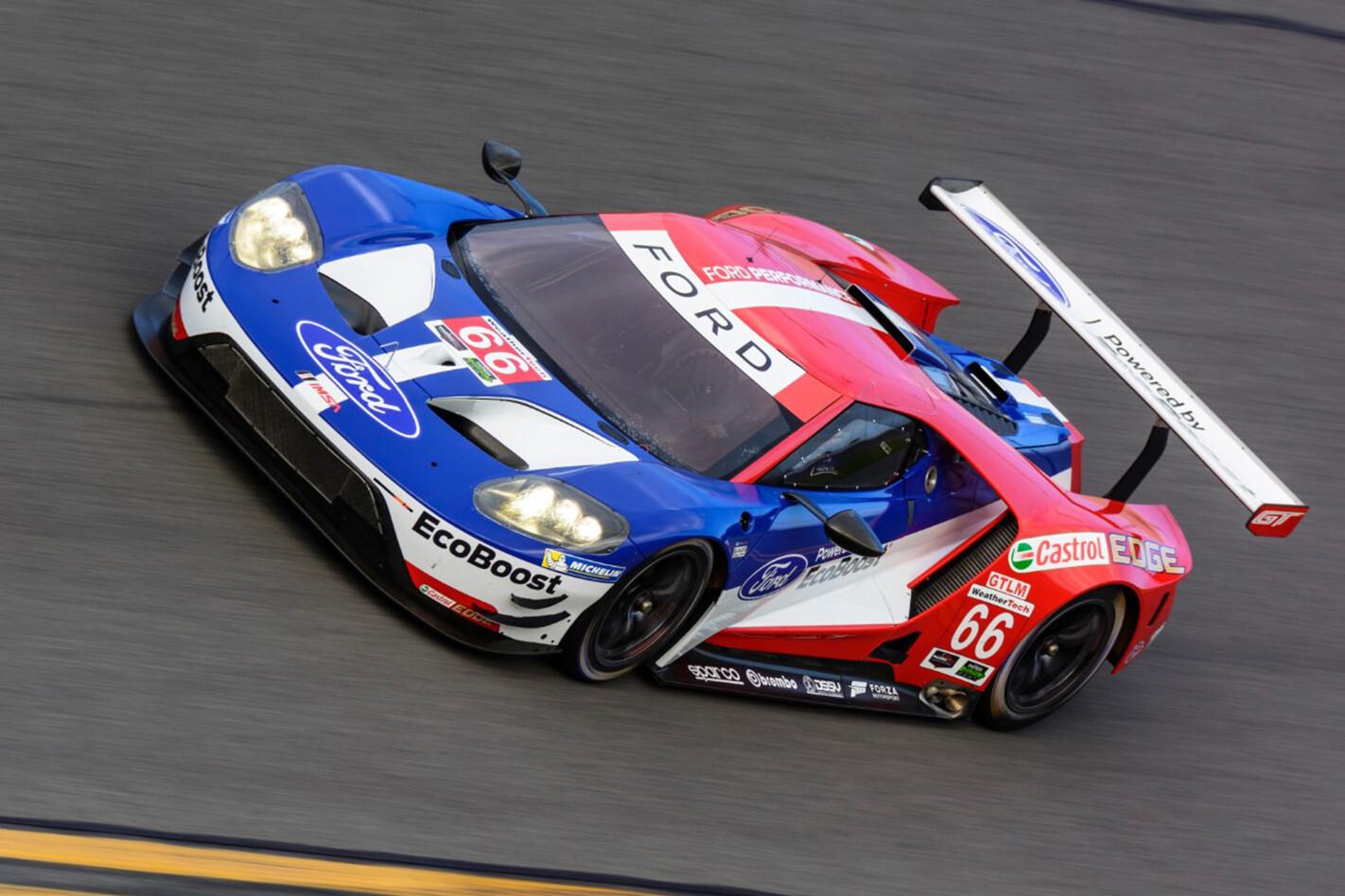 Briscoe -Ganassi -Ford -GT-1