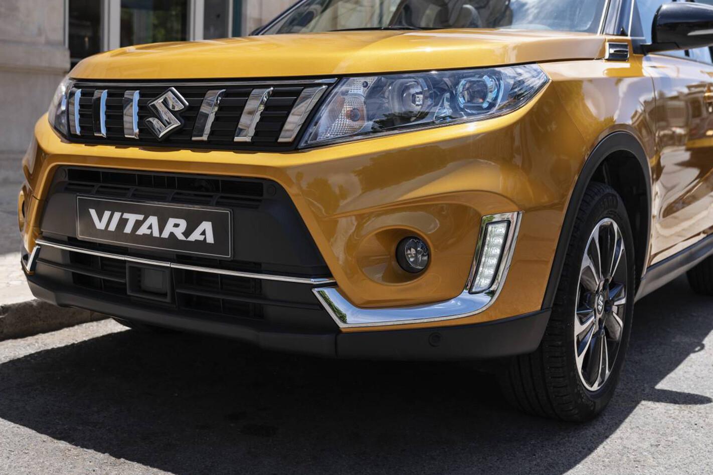 Suzuki Vitara Front 281 29 Jpg