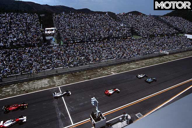 1994 Formula One Season Pacific Grand Prix Jpg