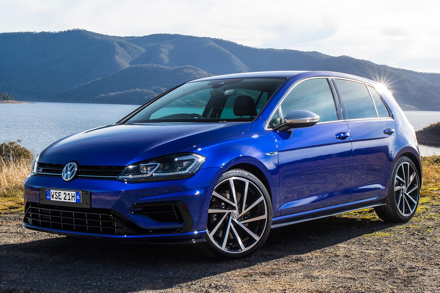VW Golf R Front Jpg
