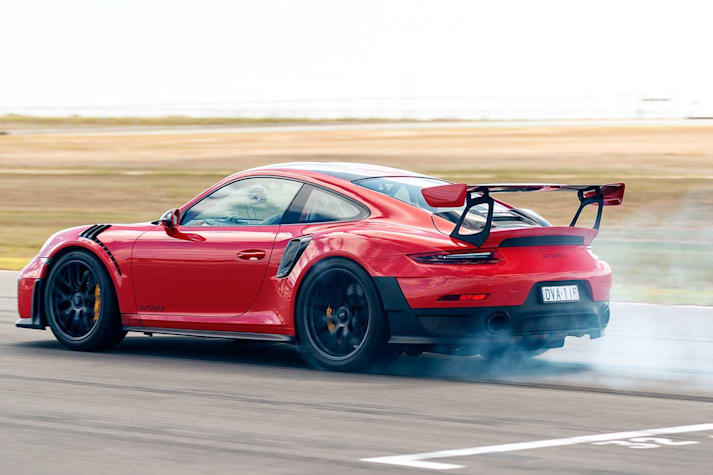 Top fastest cars tested MOTOR Magazine