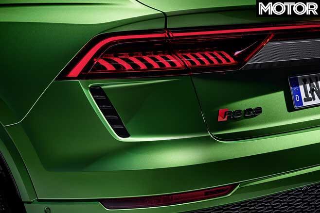 Audi RS Q 8 Taillight Jpg