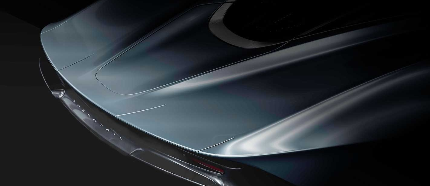 McLaren Speedtail to be revealed this month