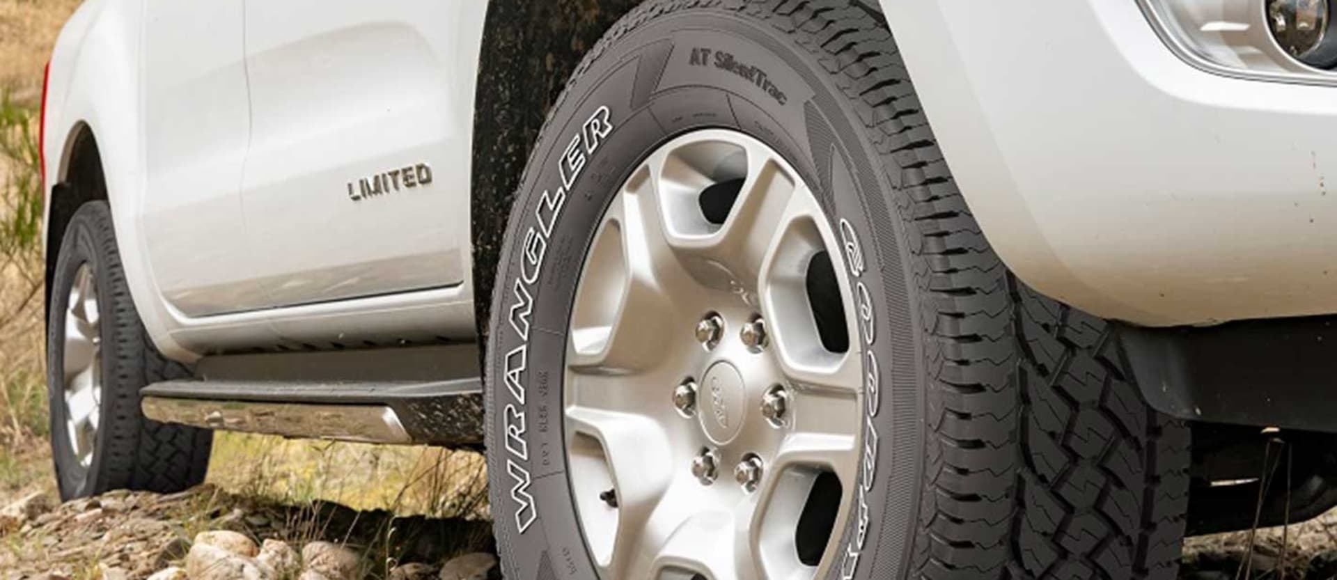 Goodyear Wrangler AT and Cooper Evolution tyres available