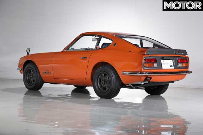 1970 Nissan 240 Z Z 432 R Rear Jpg