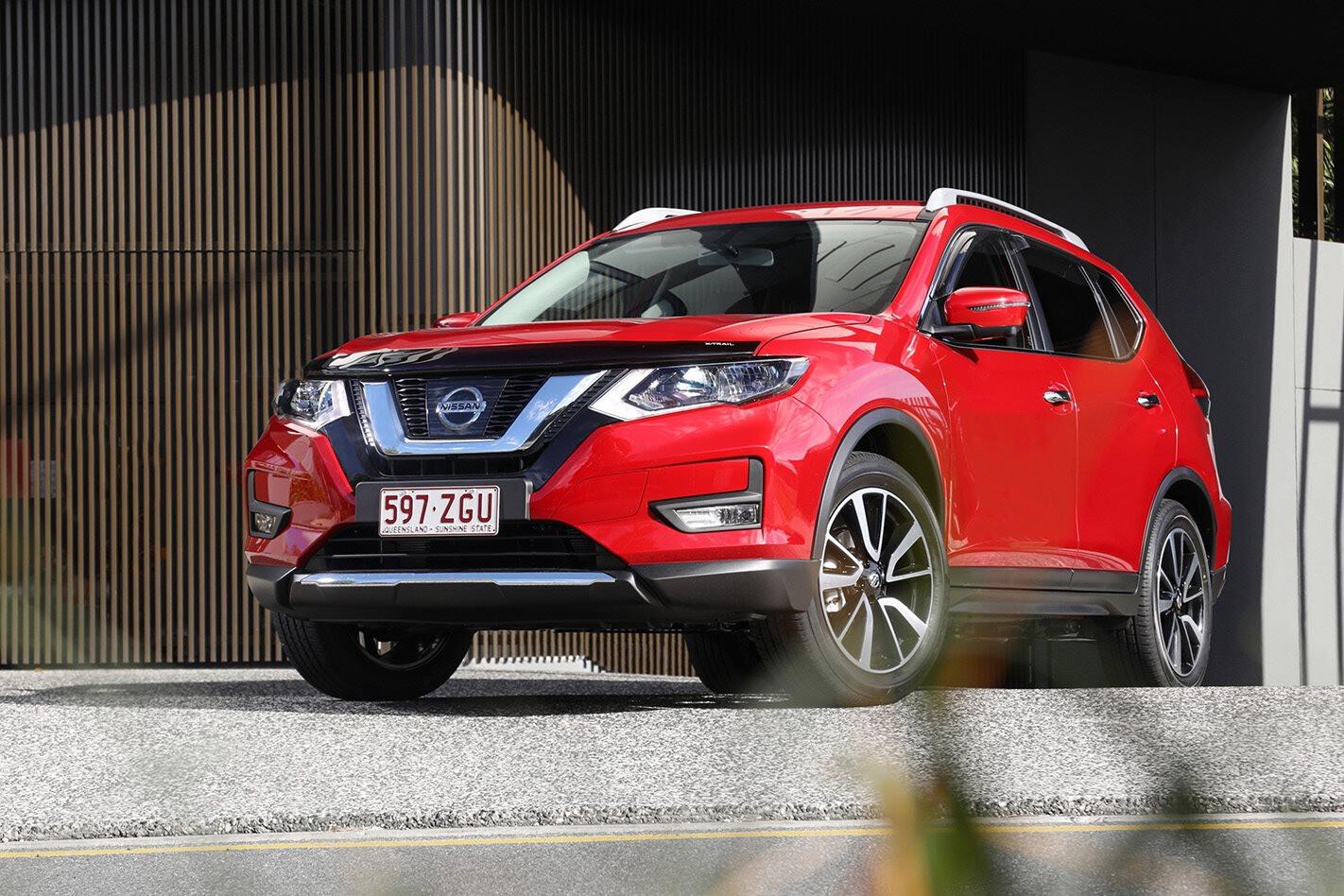 2020 Nissan Xtrail Ntrek Front Side Static Jpg