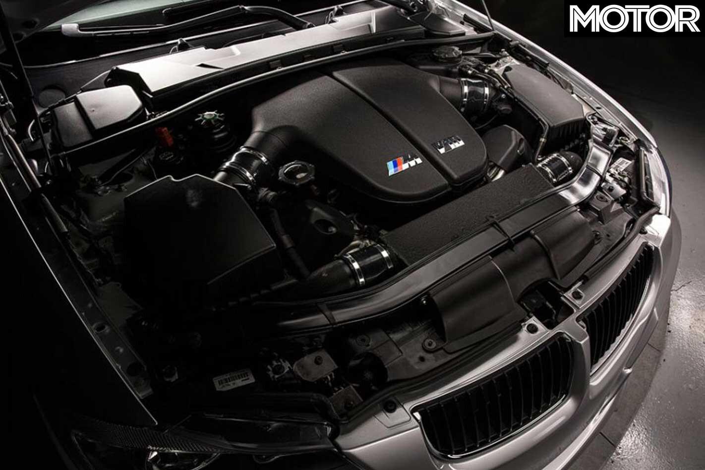 2006 BMW Hartge H 50 V 10 Engine Jpg
