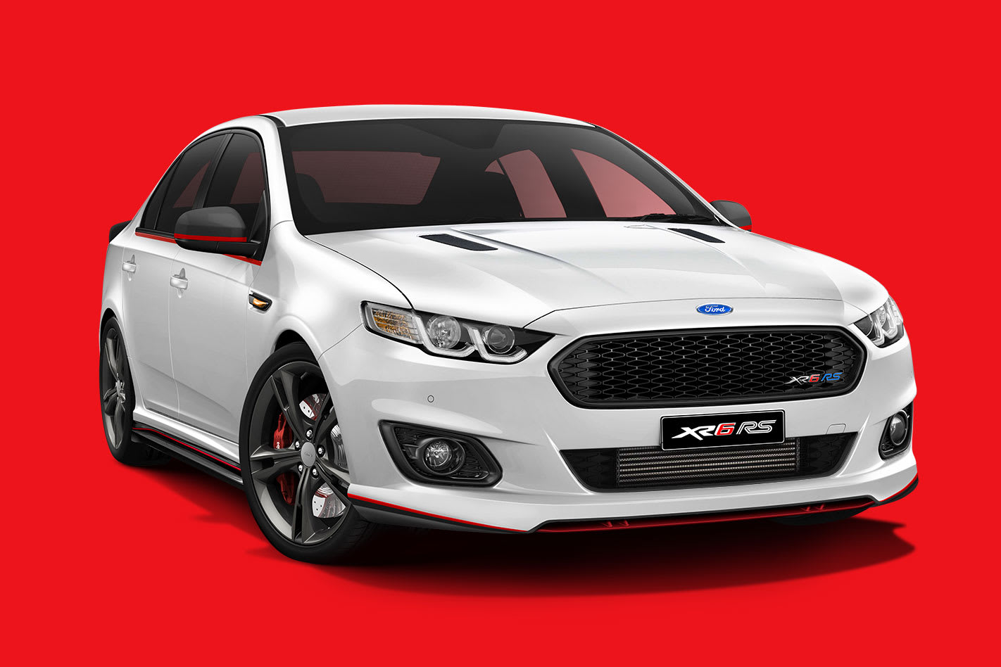 Ford -Falcon -XR6-Sprint -front