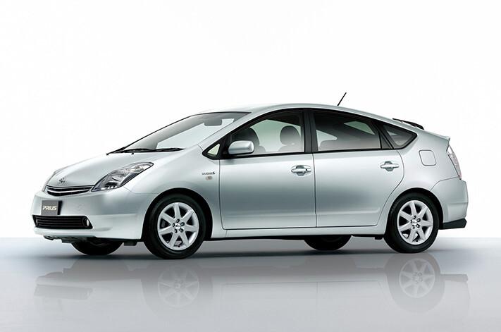 Toyota Prius 2nd Generation Jpg