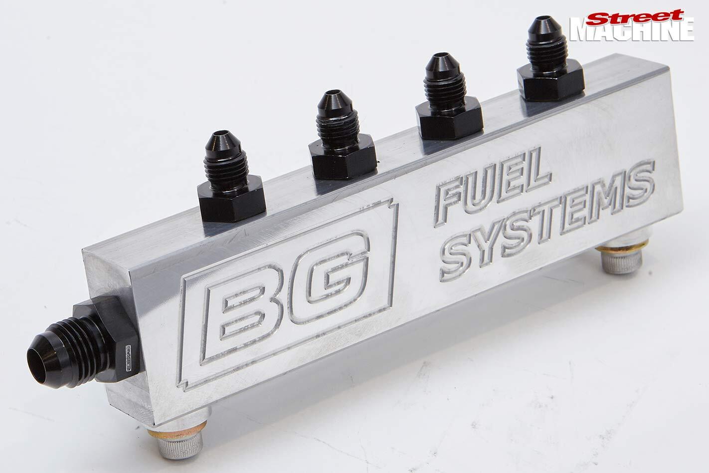 BG fuel systems