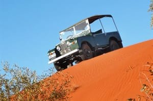 Land Rover turns 60