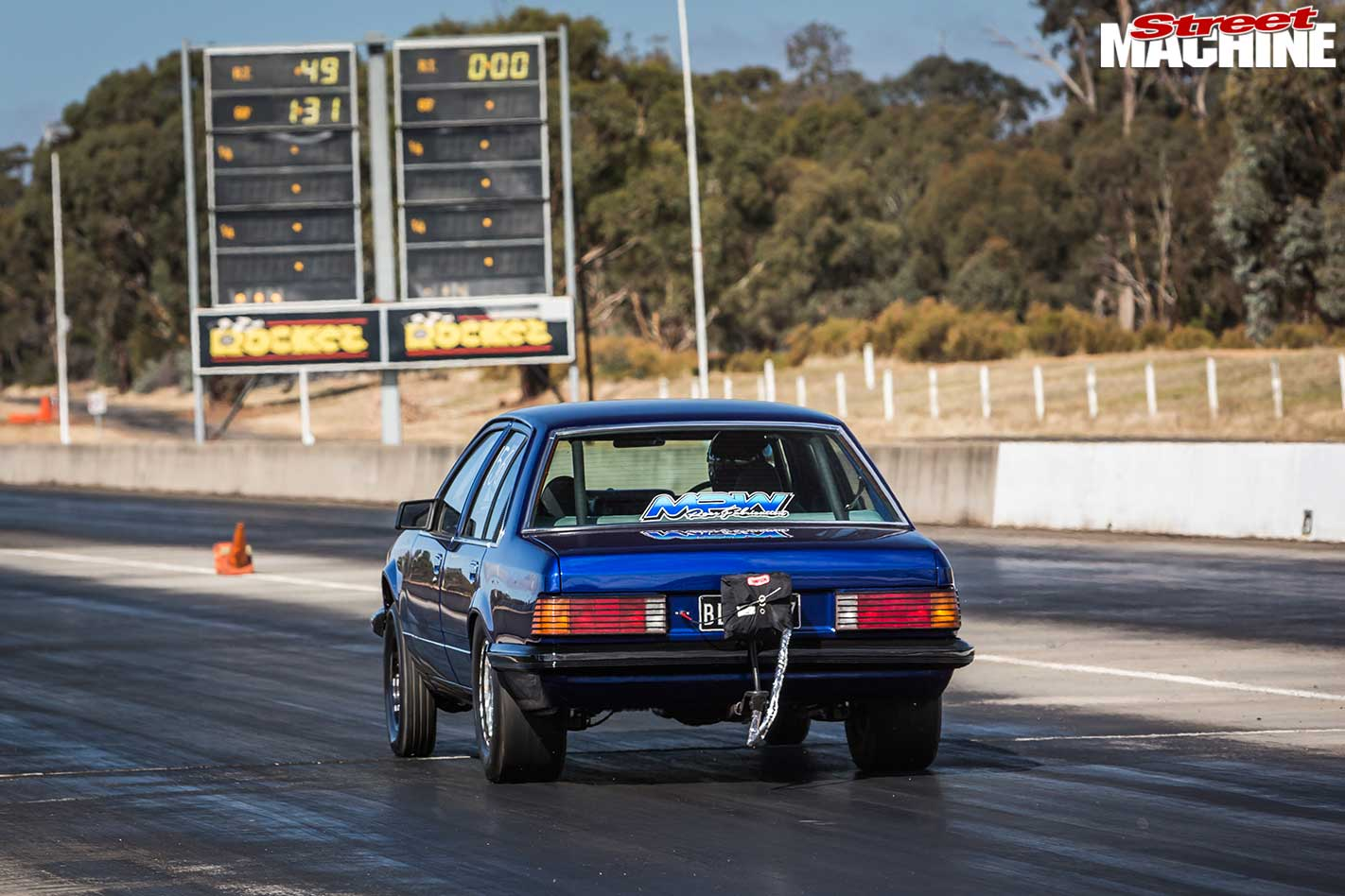 Holden Commodore at Holden Nationals