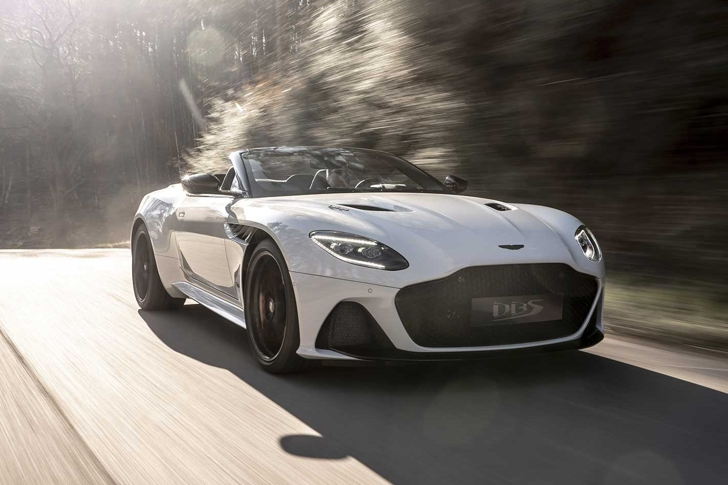 2020 Aston Martin DBS Superleggera Volante revealed