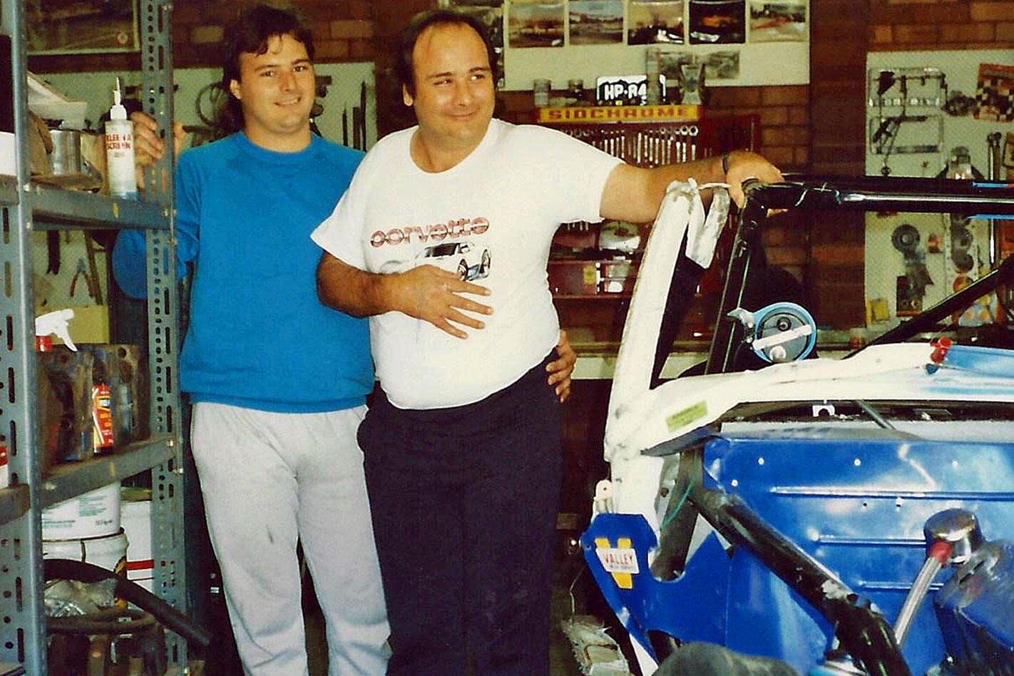 Dave & Wayne Missingham