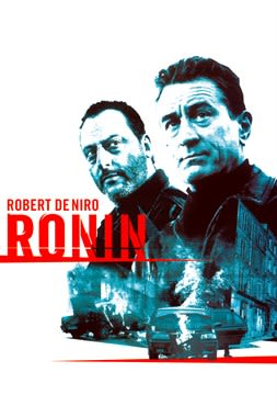 Ronin 1998 Movie Cover
