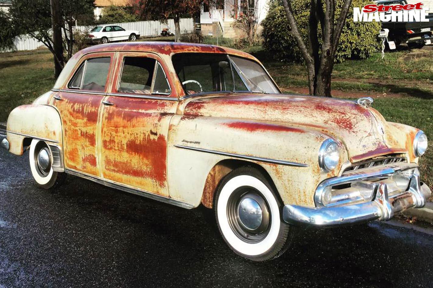 1952 Dodge Kingsway