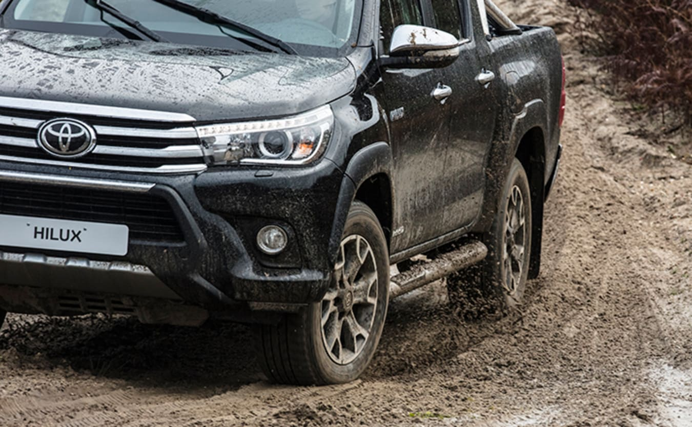 Toyota reveals 50th anniversary Hilux special edition