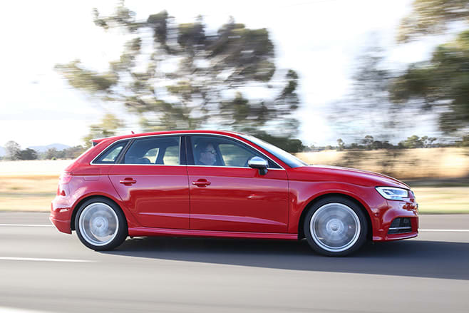 audi s3 driving side