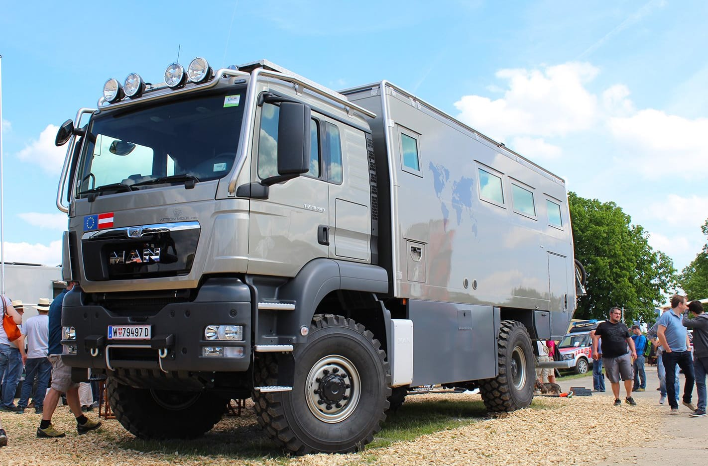 Abenteuer & Allrad Overland and 4WD Expo