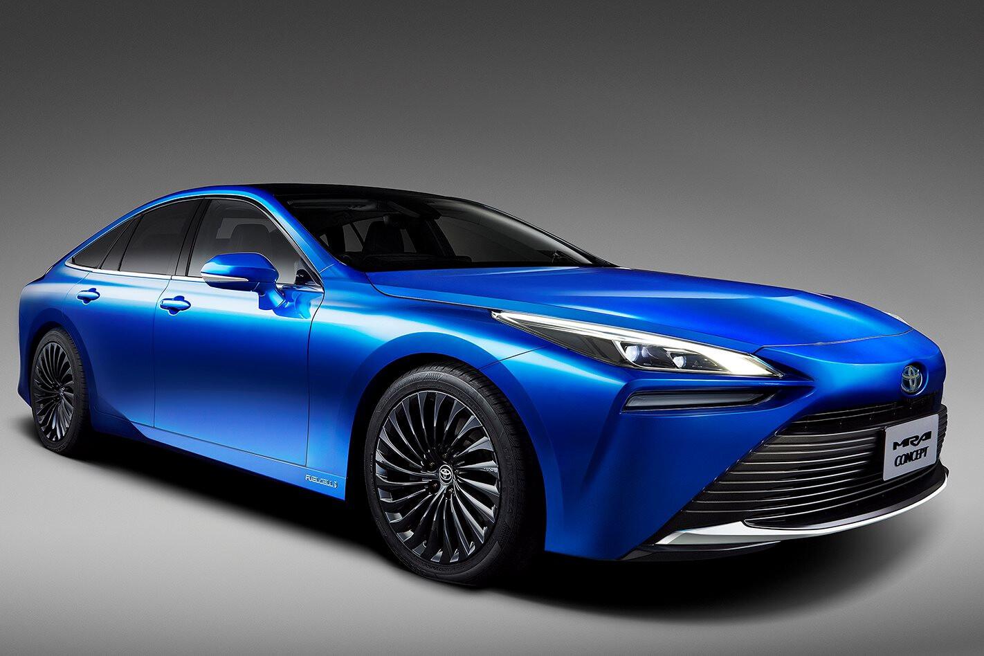 2020 Toyota Mirai Frontsidestatic Jpg