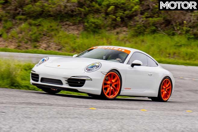 Vonnen Carrera Hybrid Porsche 911 Handling Jpg
