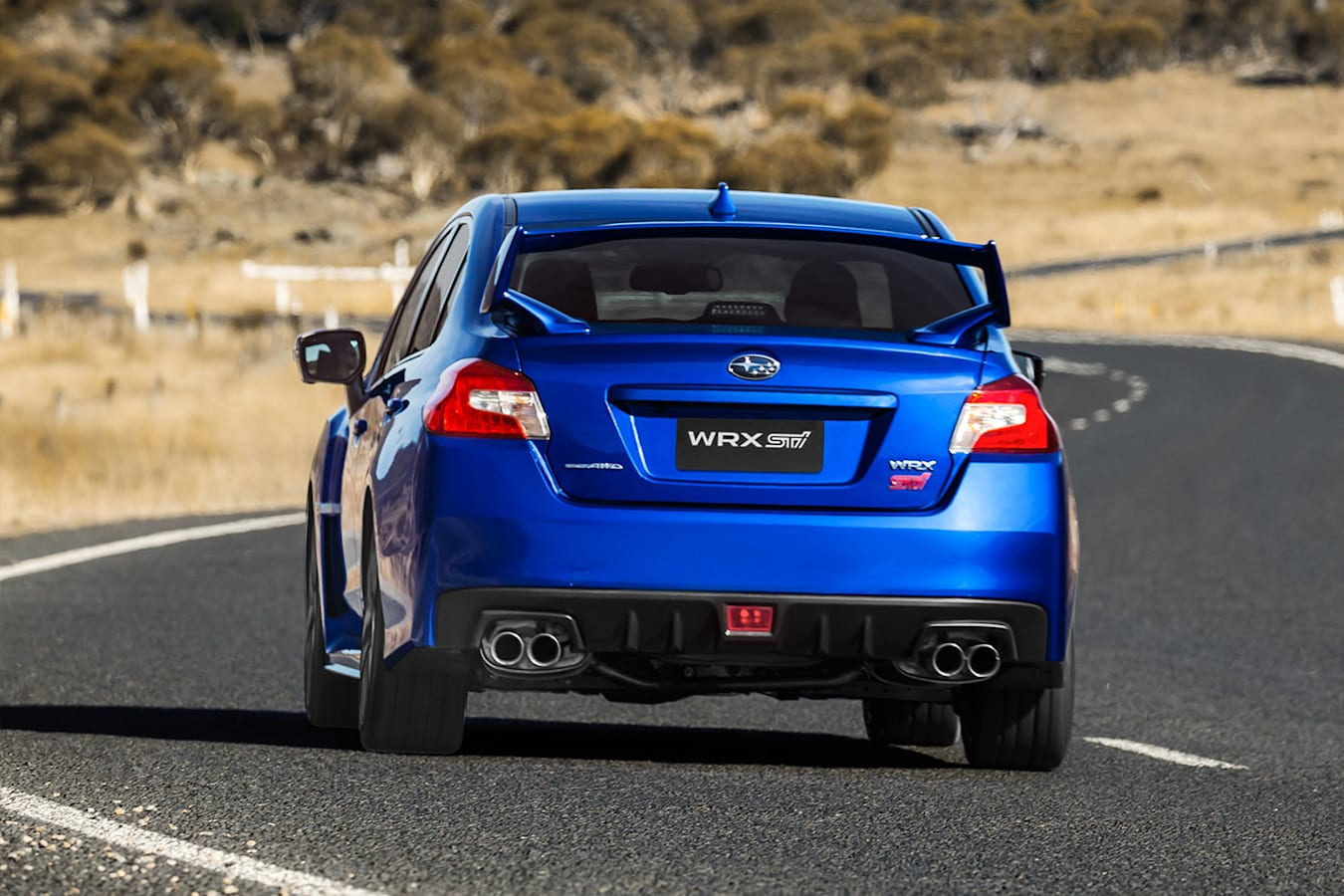 Subaru Wrx Sti Rear Static Jpg