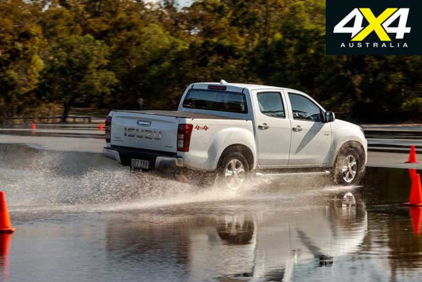 Dual Cab Ute Safety Features Explained Brake Assist Jpg