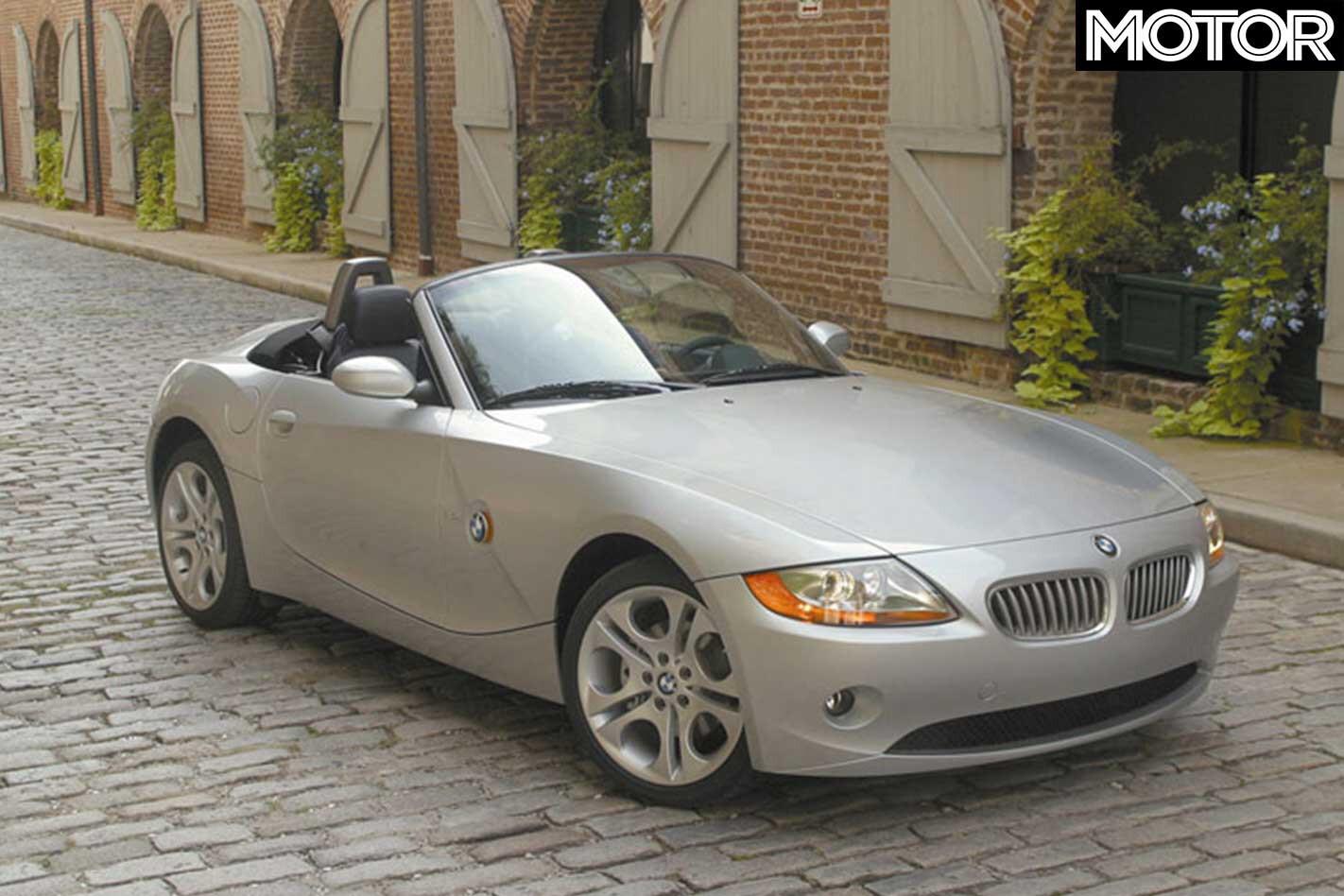 2004 BMW Z 4 Roadster 2 5 Jpg