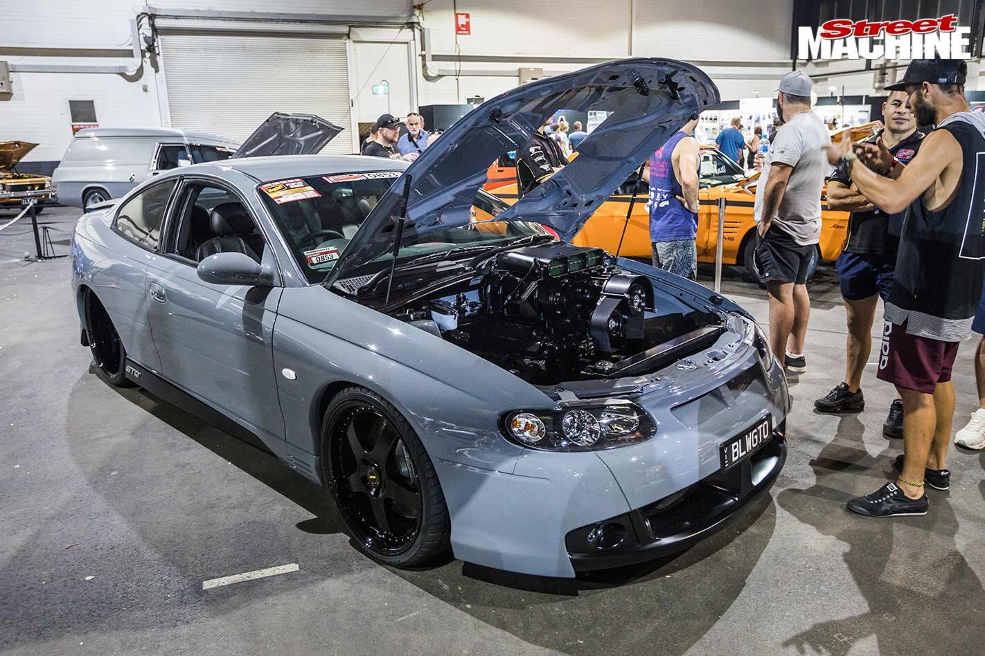 HSV GTO