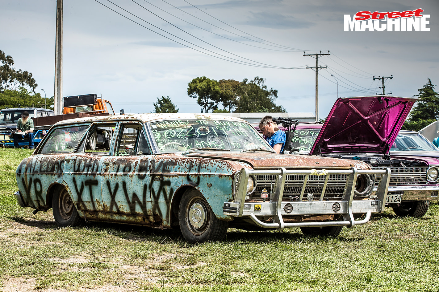 Ford Falcon Wagon Ratter