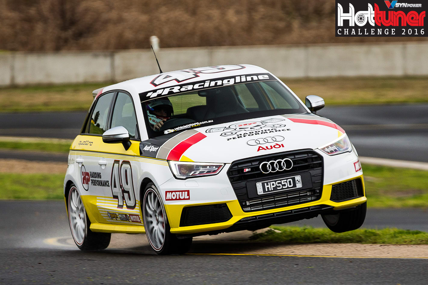 Harding Performance Audi S1